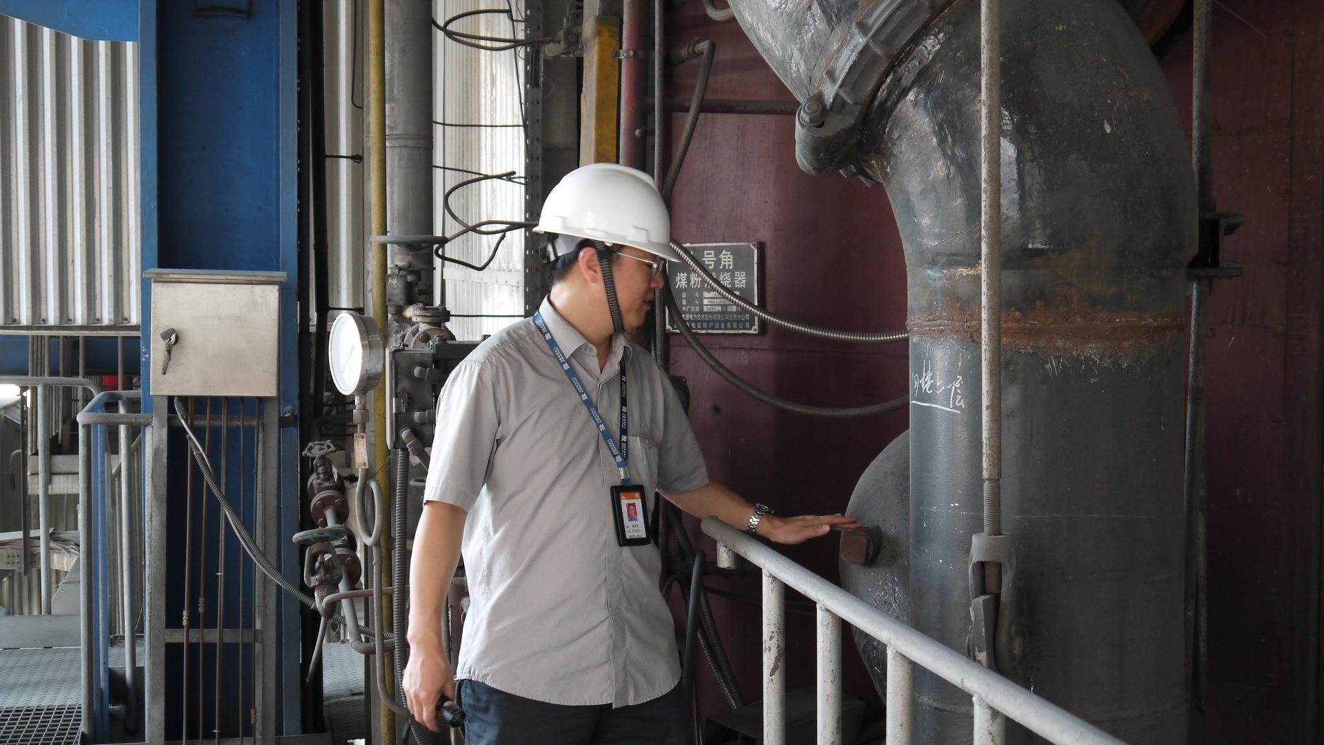 深圳妈湾电力有限企业高亮明先进事迹